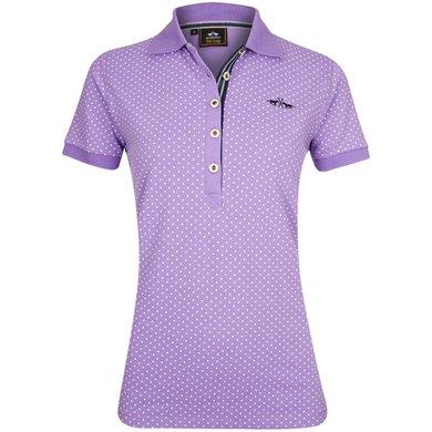 HV Polo Polo Shirt Barisa Jacaranda M