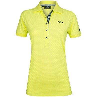 HV Polo Society Polo Shirt Barisa Lime L
