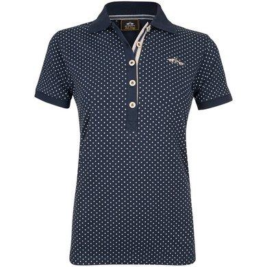 HV Polo Polo Shirt Barisa Navy M