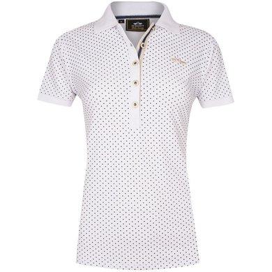 HV Polo Polo Shirt Barisa White M