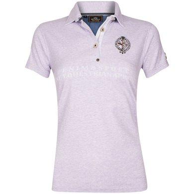 HV Polo Polo Shirt Becca Jacaranda Melange XXXL