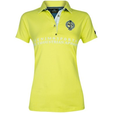 HV Polo Polo Shirt Becca Lime L