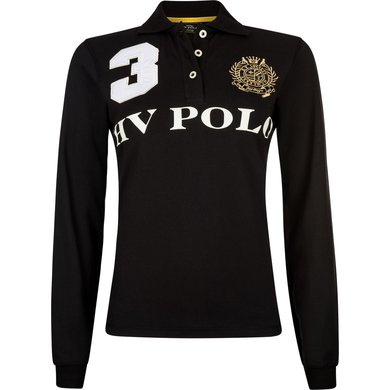 HV Polo Polo Favouritas EQ LS Black