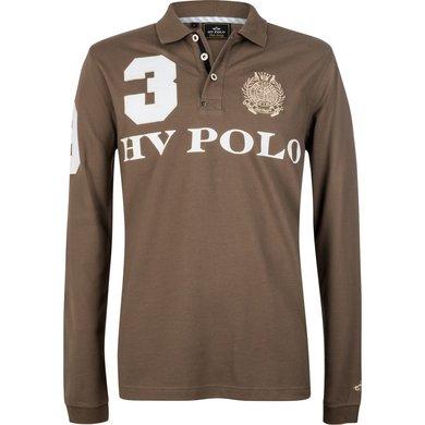 HV Polo Polo Favouritas M EQ LS Teak M