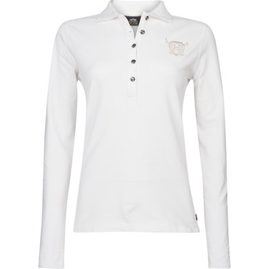 HV Polo Society Poloshirt Idette Off White XS