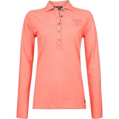 HV Polo Society Poloshirt Idette Rouge L