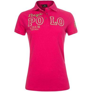 HV Polo Polo Shirt Jondal Carmin Rose M