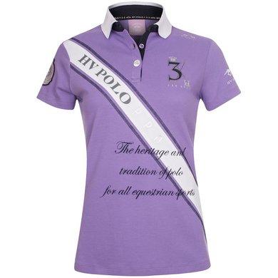 HV Polo Polo Shirt Lector Lavender XL