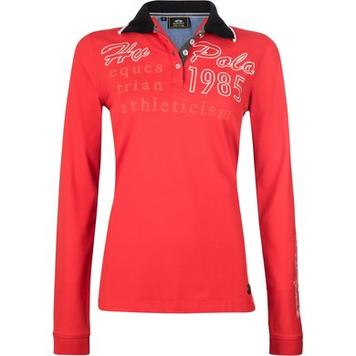 HV Polo Poloshirt Martika Bright Red S