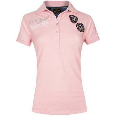 HV Polo Polo Shirt Mavis Blush melange XL