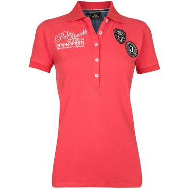 HV Polo Polo Shirt Mavis Hibiscus XXL