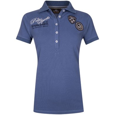 HV Polo Polo Shirt Mavis Ink Blue L