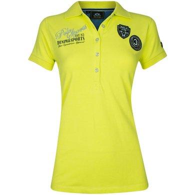 HV Polo Polo Shirt Mavis Lime L