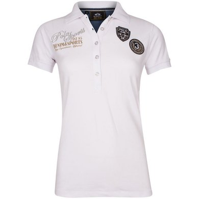 HV Polo Polo Shirt Mavis White M