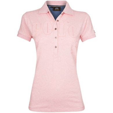 HV Polo Polo Shirt Niela Blush melange XXXL