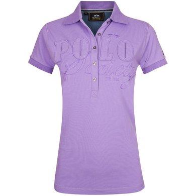 HV Polo Polo Shirt Niela Jacaranda M