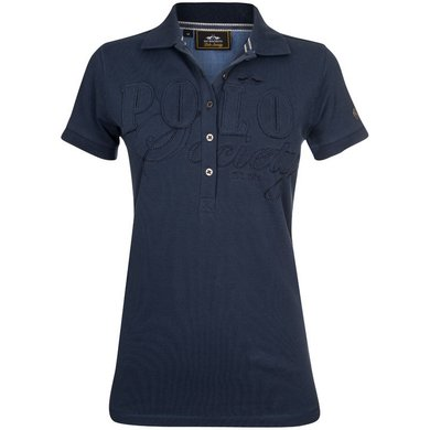 HV Polo Polo Shirt Niela Navy L