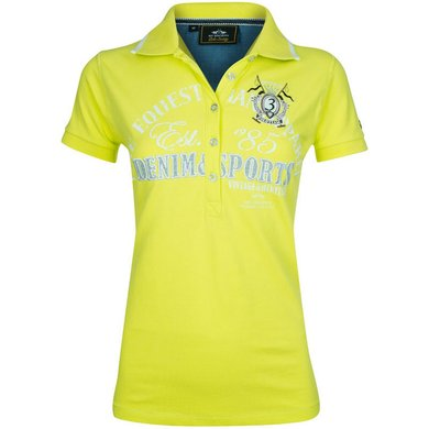 HV Polo Polo Shirt North Lime 152