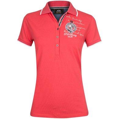 HV Polo Polo Shirt Parker Hibiscus M