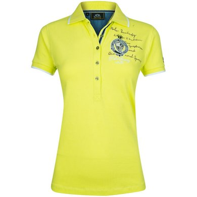 HV Polo Society Polo Shirt Parker Lime XXL
