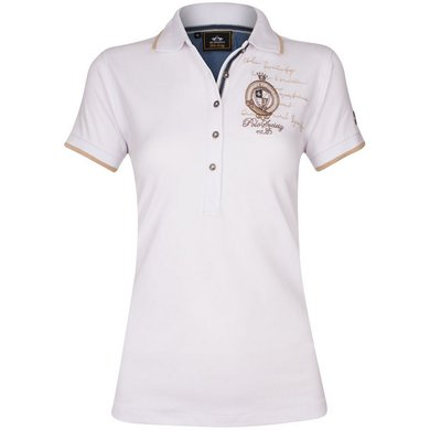HV Polo Polo Shirt Parker White XS