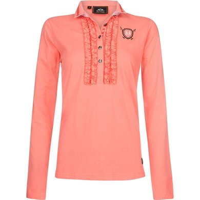 HV Polo Society Poloshirt Payton Rouge S