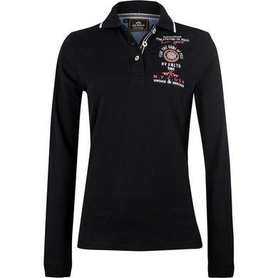 HV Polo Poloshirt Portia Black L