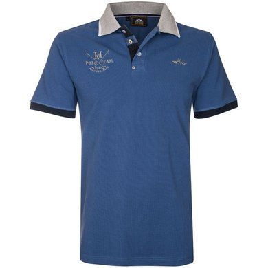 HV Polo Society Polo Zelan Ink Blue XXXL
