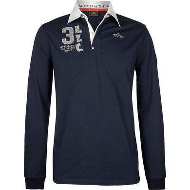 HV Polo Society Rugbyshirt Tomkins Navy XL