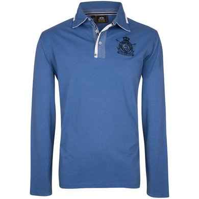 HV Polo Society Rugby Shirt Xanten Ink Blue L