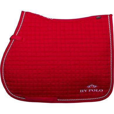 HV Polo Zadeldekje Carman GP Bright Red F/S