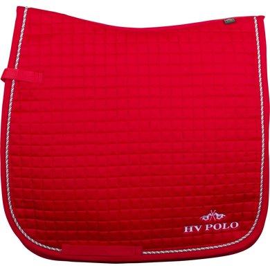 HV Polo Zadeldekje Carman DR Bright Red F/S