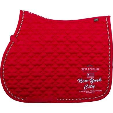 HV Polo Zadeldekje Flinn GP Bright Red F/S