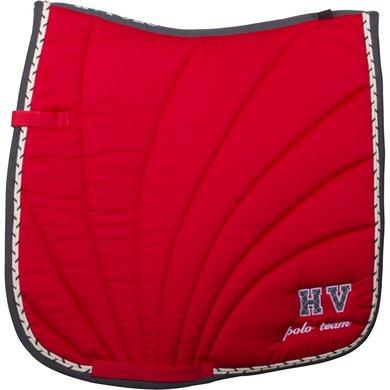 HV Polo Zadeldekje Thorpe DR Bright Red F/S