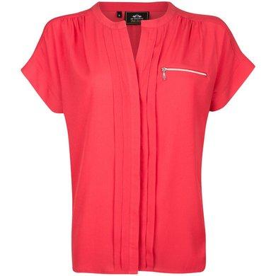 HV Polo Society Shirt Delera Hibiscus M