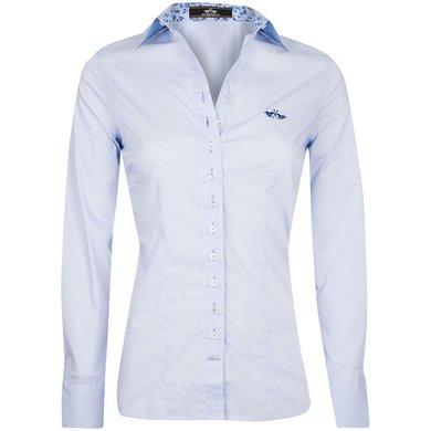 HV Polo Society Shirt Donna Light Blue S