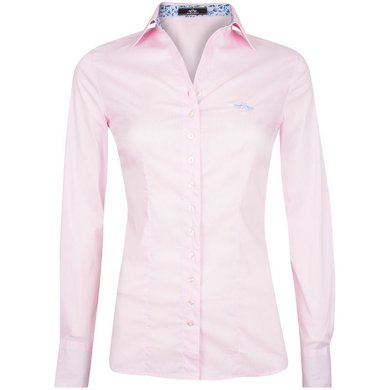HV Polo Society Shirt Donna Light Pink S