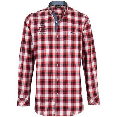 HV Polo Society Shirt Douglas Roja L