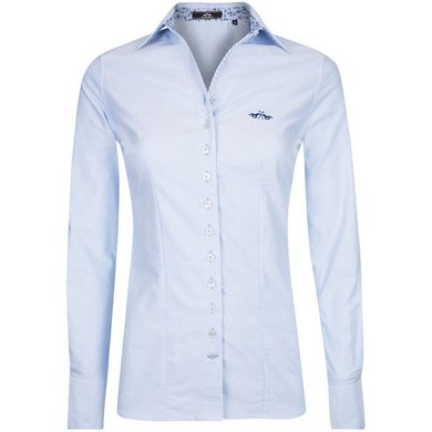 HV Polo Society Shirt Eva Light Blue XXL