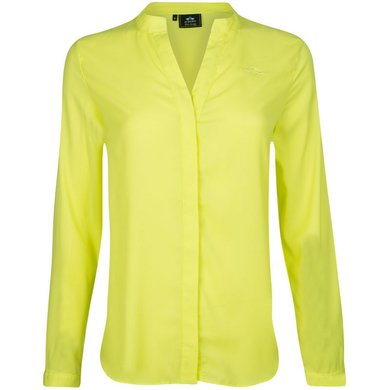 HV Polo Society Shirt Fiore Lime M