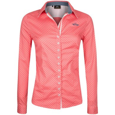 HV Polo Society Shirt Indira Light Hibiscus M