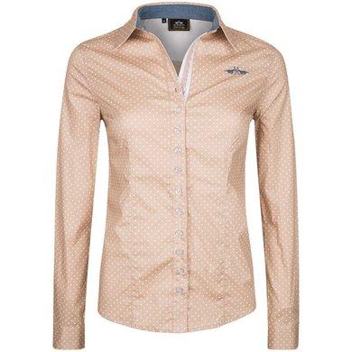 HV Polo Society Shirt Indira Sand L