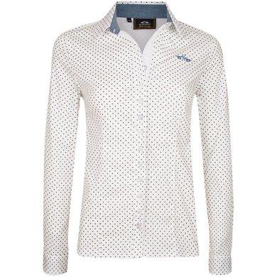 HV Polo Society Shirt Indira White XXL