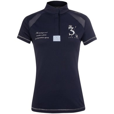 HV Polo Shirt Landon Navy S