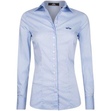 HV Polo Society Shirt Sonja Light Blue S