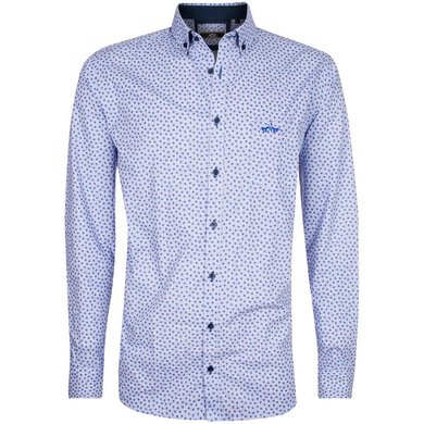 HV Polo Society Shirt Thorn Navy-Blue XXXL