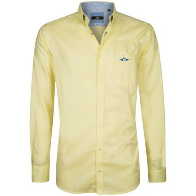 HV Polo Society Shirt Zean Light Lime L