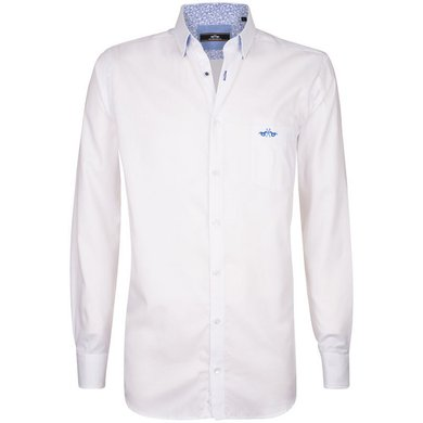 HV Polo Society Shirt Zean White XXXL