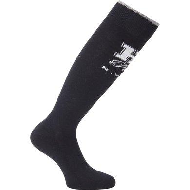 HV Polo Socken Bold Lang Navy 31-34