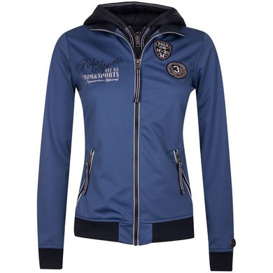 HV Polo Softshell Jacket Malou Ink Blue M